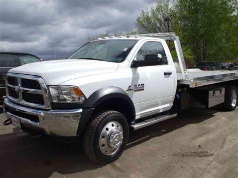 Dodge Trucks 2017 by Dodge Ram 5500 2017 Flatbeds Rollbacks