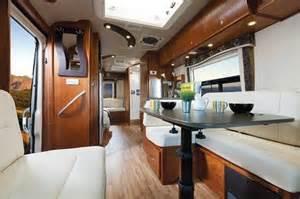 Mercedes Leisure Travel Van Interior