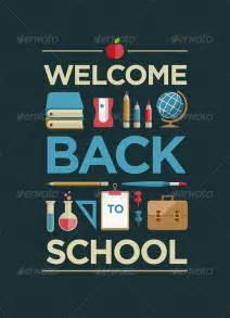 Welcome Back to School Templates