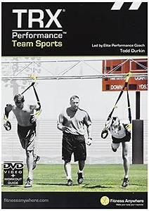 Trx Training Performance  Team Sports Dvd  Elite Strength