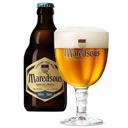 Abbey Beer Maredsous Belgium Tripel Abbaye Beers