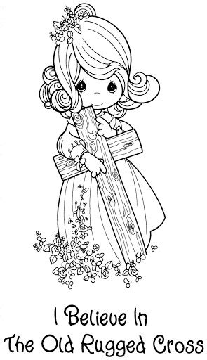baptism  christening coloring pages coloring pages