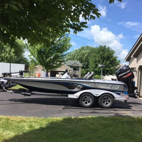 Nitro Boats State Team by Nitro Bass Boat Z19 Boats For Sale