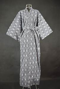 Cool Traditional Japanese Male Kimono Men's Robe Yukata ...