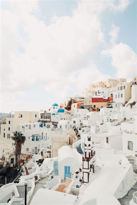 Weekend In Santorini Travel Adventure Travel Places To