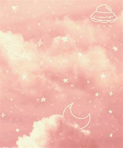 Pastel Gifs Stars Galaxy Assassin1513 Chat Drawing