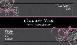 Printable Letterhead Templates Contact Cards Networking Cards Huge Selection Of