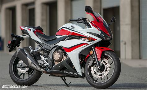 Honda Cbr500r Modification by Five Things You Need To About The 2018 Honda Cbr500r