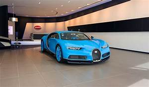 World39s Largest Bugatti Showroom Opens Up