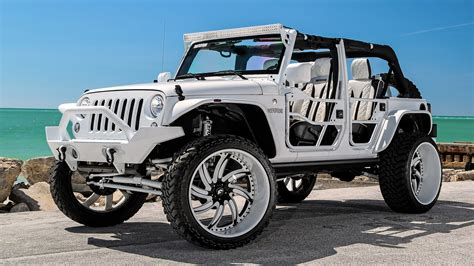 Jeep Car : Straight From The Underground Jeep Jk