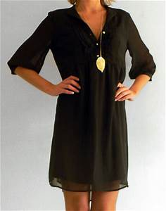 location de robe noire fluide pour soiree robe mi longue With robe fluide mi longue