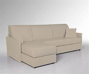 canape d39angle coffre sun tissu compact convertible rapido With canapé angle couchage quotidien