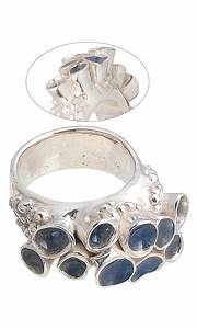 Jewelry Design Ring With PMC3 Precious Metal Clay And