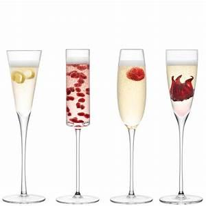 Flute A Champagne : lsa lulu champagne flute clear free uk delivery over 50 ~ Teatrodelosmanantiales.com Idées de Décoration