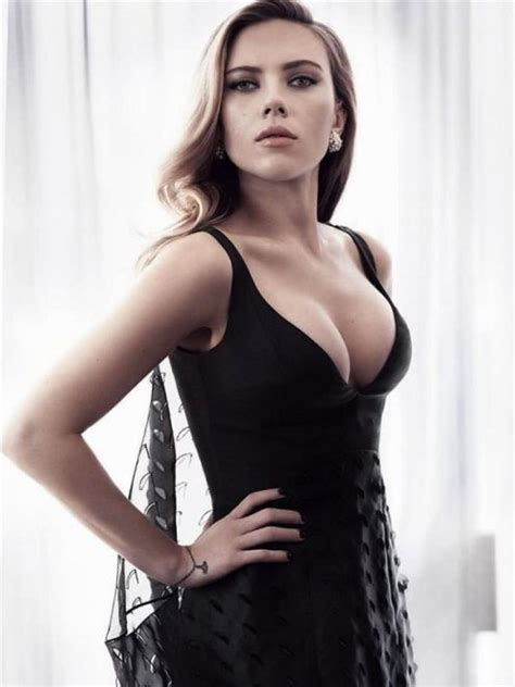 Scarlett Johansson Porn Pic Eporner