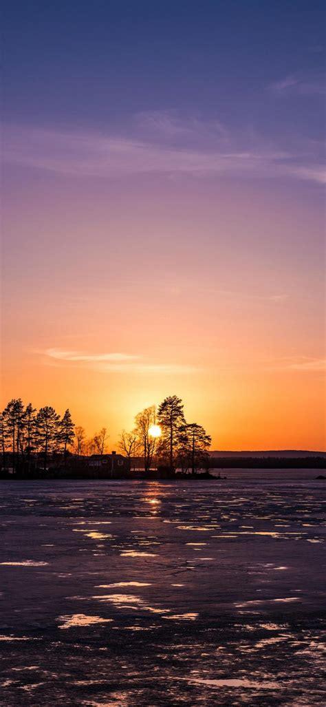 Sunrise Phone Wallpaper 1080x2340 032