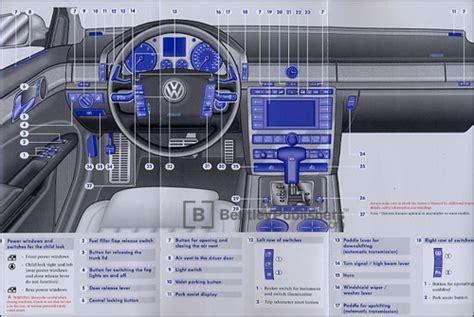 free online auto service manuals 2006 volkswagen phaeton head up display excerpt vw volkswagen owners manual phaeton 2005 bentley publishers repair manuals and
