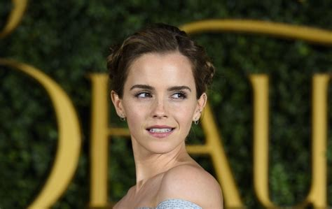 Emma Watson Debuts Huge Time Tattoo Complete With