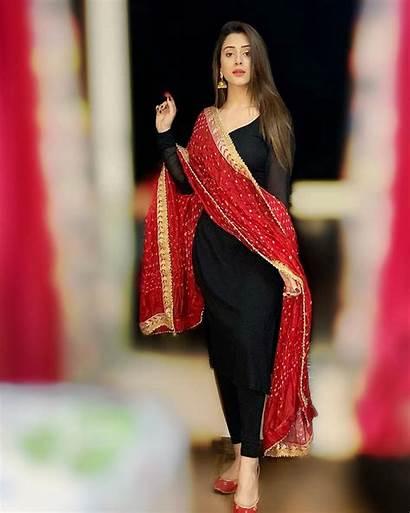 Kurti Pakistani Dresses Suit Rayon Kurta Outfits