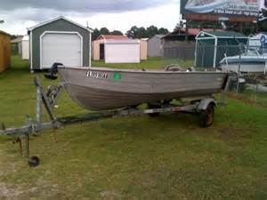 Pictures of Mirrocraft Aluminum Boats
