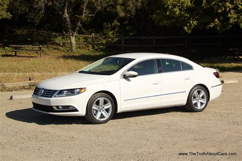 review  volkswagen cc  truth  cars