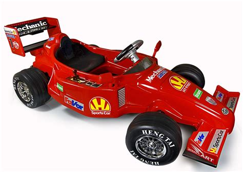 kid motorized car review of f1 12v battery powered ride on car red a well