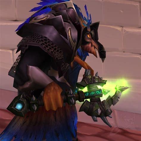 split greathammer item world  warcraft