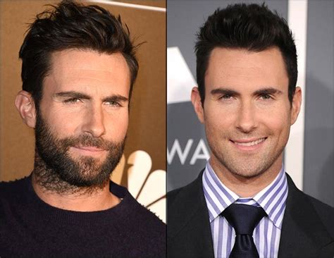 timothy simons beard do men look better with or without beards clean shaven