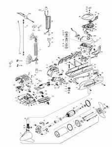 Minn Kota Autopilot V2 70 Parts