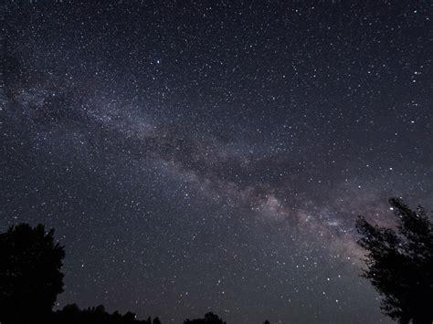 Starry Night Idaho Remarkable Skies Get