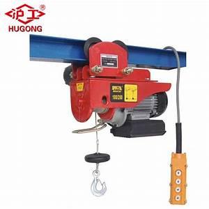 Mini Electric Wire Rope Hoist Motor Winch Id 10609428