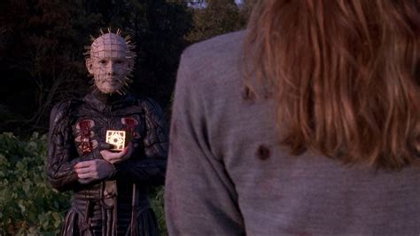 hellraiser iii hell  earth  backdrops