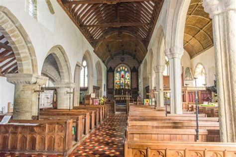 North Petherwin Cornwall St Paternus Church History