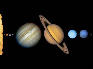 solar system planets - Mobile wallpapers