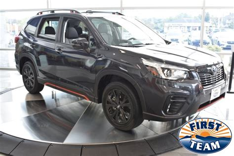 dark gray metallic subaru forester suvs roanokecom