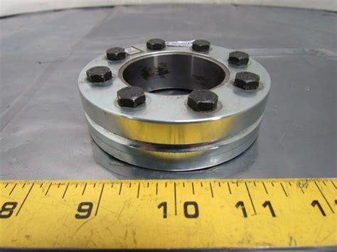 ringfeder  rfn  mm shaft coupling shrink disc mm od bullseye industrial sales