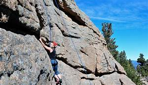 Climbing in Rocky Mountain National Park