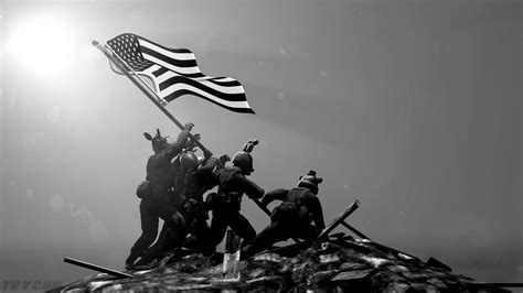 Iwo Jima Flag Raising Wallpaper (the Best 55+ Images In 2018