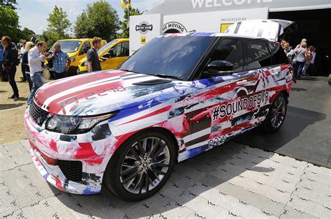 Hot New 543bhp Range Rover Sport Showcased Autocar
