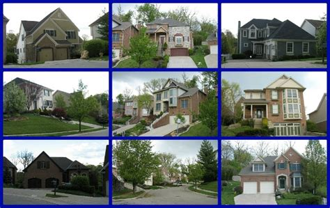 cincinnati patio homes for sale in mt lookout s spencer hill