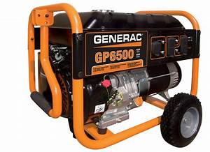 Generac Gp6500 Model  5940