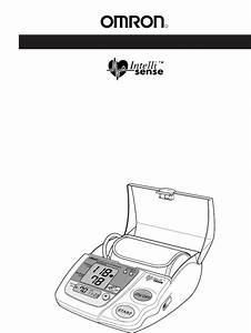 Omron Healthcare Blood Pressure Monitor Hem