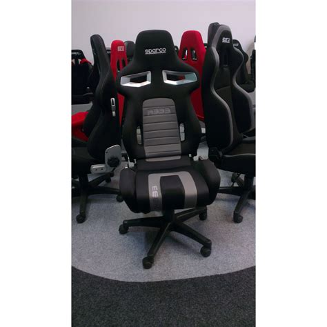 Sparco F200 Racing Office Chair by Sparco R333 Office Sport Seat Gsm Sport Seats