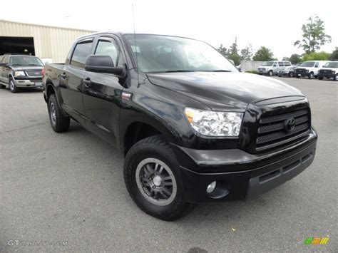 Toyota Rock by Black 2009 Toyota Tundra Trd Rock Warrior Cab 4x4