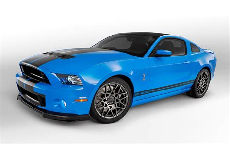 Mustang Shelby Gt500 : 2013 Ford Shelby Gt500 And 2013 Mustang Lineup First Look