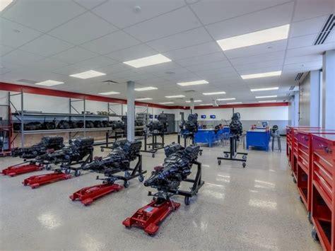 auto repair trade school opens high tech campus