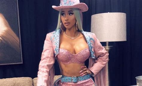 Art imitating real life? Cardi B to star as a stripper in ...