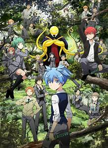 Adn Assassin Classroom Saison 1 Episode 7 : 2nd assassination classroom season 39 s new visual revealed 25 episode count listed news anime ~ Medecine-chirurgie-esthetiques.com Avis de Voitures