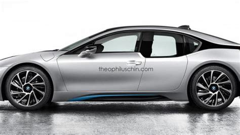 bmw  imagined   sedan  theophilus chin