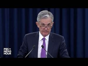 WATCH LIVE: Federal Reserve Chairman Jerome Powell holds a ...